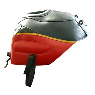 Bagster Tank cover CBR 600F - bacl / red / gold