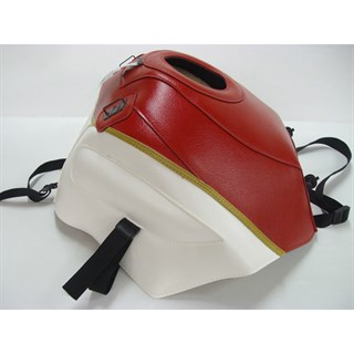 Bagster Tank cover CBR 600F - red / white / gold