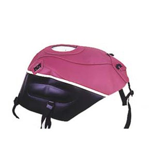 Bagster Tank cover CBR 600F - fuschia / black / white