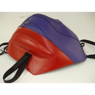 Bagster Tank cover CBR 600F - dark purple / red