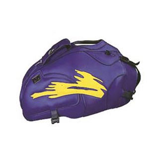 Bagster Tank cover R100 GS / R100 R / R1000 GS / R80 GS / R80 R - dark purple / yellow
