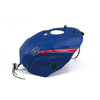 Bagster Tank cover GPZ 500S / GPZ 500 EX - dark purple / red