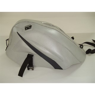 Bagster Tank cover GPZ 500S / GPZ 500 EX - light grey / anthracite triangle