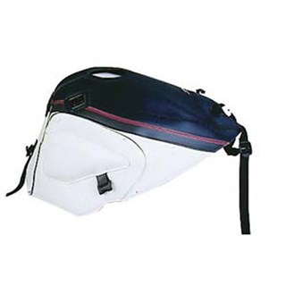 Bagster Tank cover FZR 1000 - navy blue / white / anthracite
