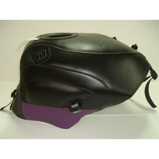 Bagster Tank cover FZR 1000 - black / plum