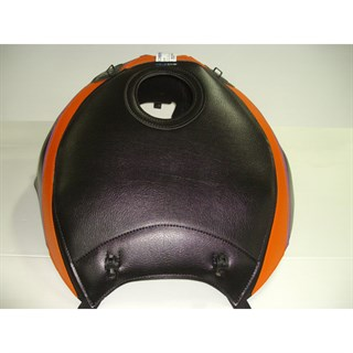 Bagster Tank cover FZR 1000 - black / orange / blackcurrant