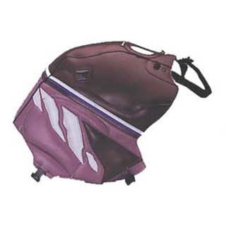 Bagster Tank cover XTZ 750 SUPER TENERE - dark claret / heather