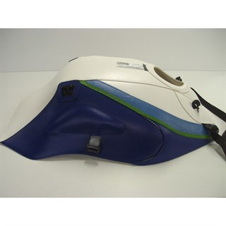 Bagster Tank cover XJ 900 - white / blue / sky blue
