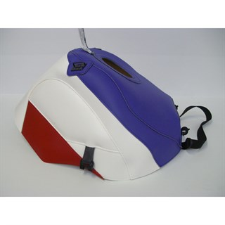 Bagster Tank cover CBR 900R - lilac / white / red
