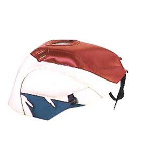 Bagster Tank cover CBR 900R - red / white / lilac