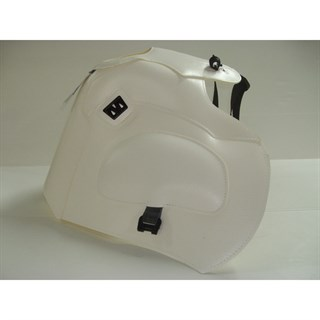 Bagster Tank cover NX 650 DOMINATOR - white