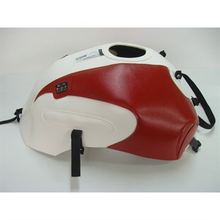 Bagster Tank cover CB 1000 BIG ONE - white / red