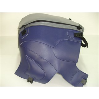 Bagster Tank cover GTS 1000 A / GTS 1000 - steel grey / china blue