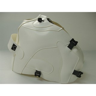 Bagster Tank cover DR 650R - white