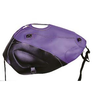 Bagster Tank cover ZXR 750 - lilac / black