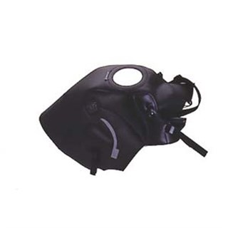 Bagster Tank cover 900 TIGER - black / steel grey