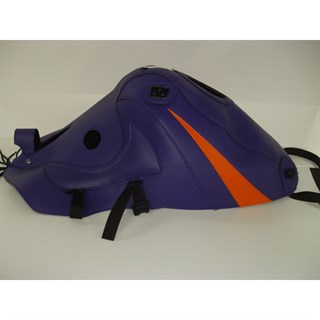 Bagster Tank cover ZZR 1100 - dark purple / orange