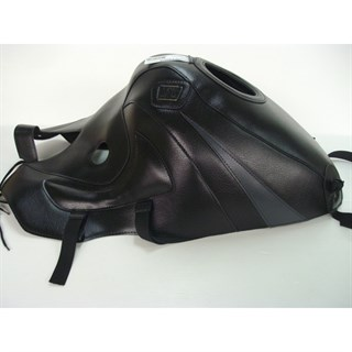 Bagster tank cover ZZR 1100 - black / anthracite 93