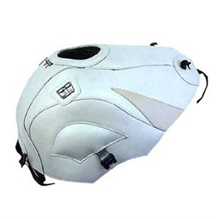 Bagster Tank cover ZZR 600 - light grey / raw