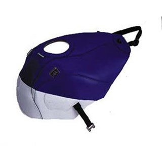 Bagster Tank cover ZZR 600 - dark purple / light grey