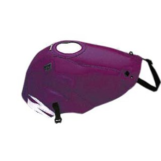 Bagster Tank cover ZZR 600 - dark purple / white