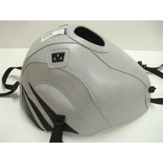 Bagster Tank cover ZZR 600 - light grey / black