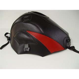 Bagster Tank cover ZZR 600 - black / red