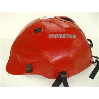 Bagster Tank cover MONSTER 600 / 750 / 800 / 900 - red