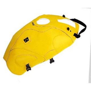 Bagster Tank cover MONSTER 600 / 750 / 800 / 900 - yellow