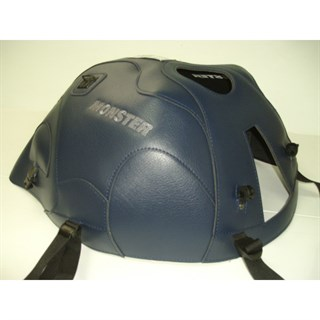 Bagster Tank cover MONSTER 600 / 750 / 800 / 900 - navy blue