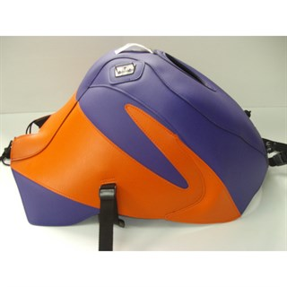 Bagster Tank cover ZX 9R NINJA - dark purple / orange