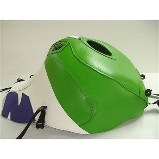 Bagster Tank cover ZX 9R NINJA - green / white / dark purple