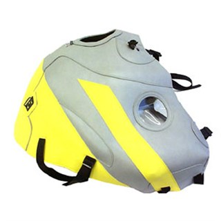 Bagster Tank cover R 1100 GS / R1150 GS / R850 GS - light grey / sun yellow