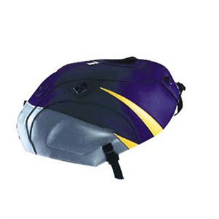 Bagster Tank cover RF 900R - dark purple / steel grey