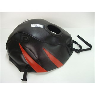 Bagster Tank cover RF 900R - black / vermillion triangle