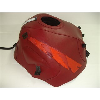 Bagster Tank cover CB 500 / CB 500S - light claret / vermillion / persico