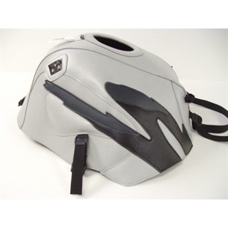 Bagster Tank cover CB 500 / CB 500S - light grey / black / anthracite