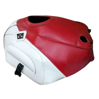 Bagster Tank cover VFR 400R - red / white