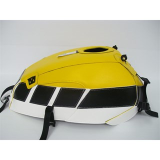 Bagster Yamaha XJR 1200 tank cover - yellow/black/white