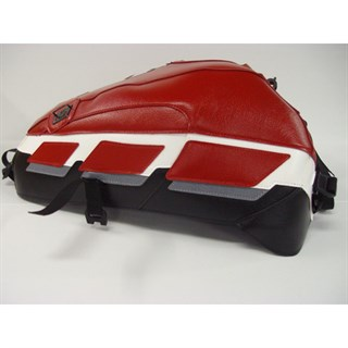 Bagster Yamaha XJR 1300 tank cover - red/white/black