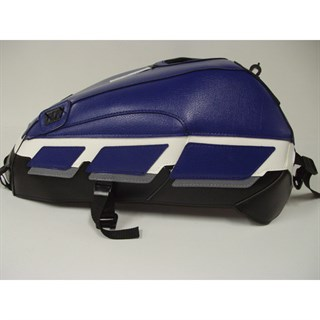 Bagster Yamaha XJR 1300 tank cover - blue/white/black
