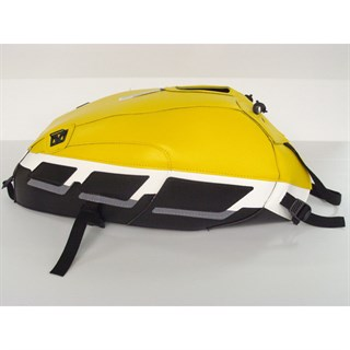 Bagster Yamaha XJR 1300 tank cover - yellow/black/white