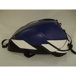 Bagster Tank cover XJR 1200 / XJR 1300 - baltic blue / black / white