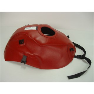 Bagster Tank cover GSF 600 / GSF 1200 BANDIT - red