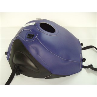 Bagster Tank cover YZF 1000 THUNDER ACE - china blue / black