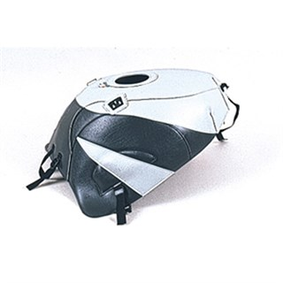 Bagster Tank cover GSX 600R / GSX 750R - light grey / anthracite / grey