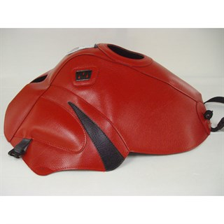 Bagster Tank cover TDM 850 - red / black