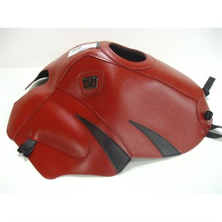 Bagster Tank cover TDM 850 - dark red / black