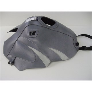 Bagster Tank cover TDM 850 - steel grey / light grey