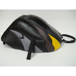 Bagster Tank cover CBR 900 - black / yellow / lead / steel grey